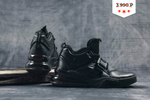 Кроссовки Nike Air Force 270 black