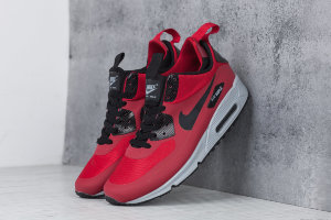 Кроссовки Nike Air Max 90 Mid  RED