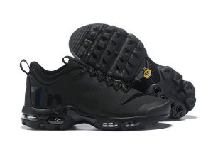 Кроссовки Nike Air Max Plus Mercurial TN Trainers Triple Black