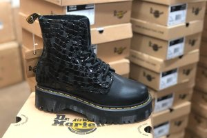 Dr. Martens 1460 Nappa leather Black