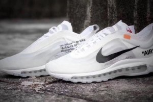 Кроссовки OFF-White x Nike Air Max 97
