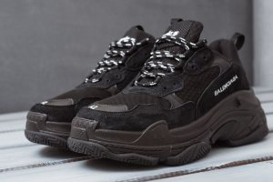 Кроссовки Balenciaga Triple S black