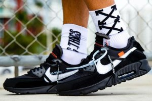Nike Air Max 90 Black\White