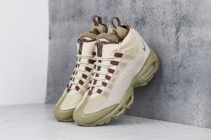 Кроссовки Nike Air Max 95 SneakerBoot Beige