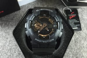Часы  Casio G-SHOCK Black