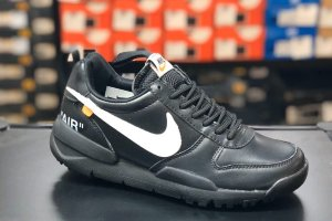 OFF White x Nike Mars Yard Black\White