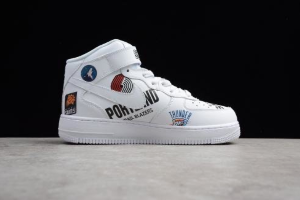 Nike Air Force 1 Mid 07 supreme 1
