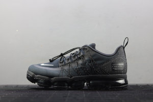 Кроссовки Nike Air Vapormax Run Utility Black/White-Dark Grey